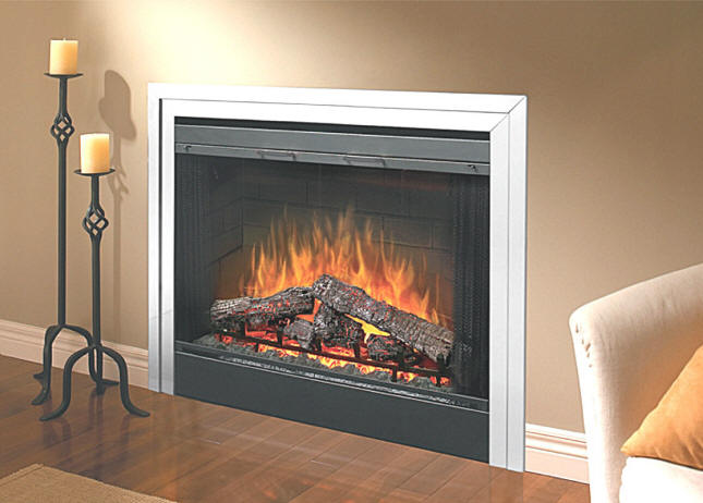 the dimplex electric fireplace provides the realism and ambience of gas and wood fireplaces but without the expense - Dimplex Fireplace